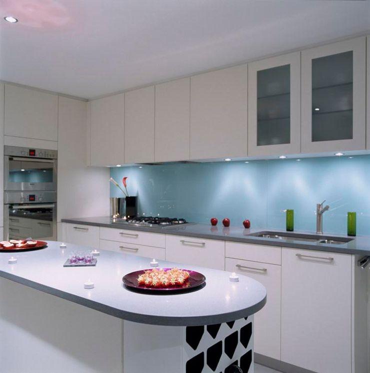 Kitchen Interior Design Quirke McNamara Dapur Minimalis White