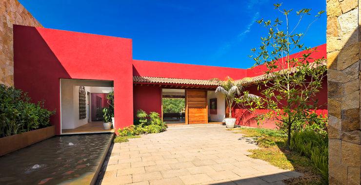 Casa las Moras Lopez Duplan Arquitectos Casas modernas