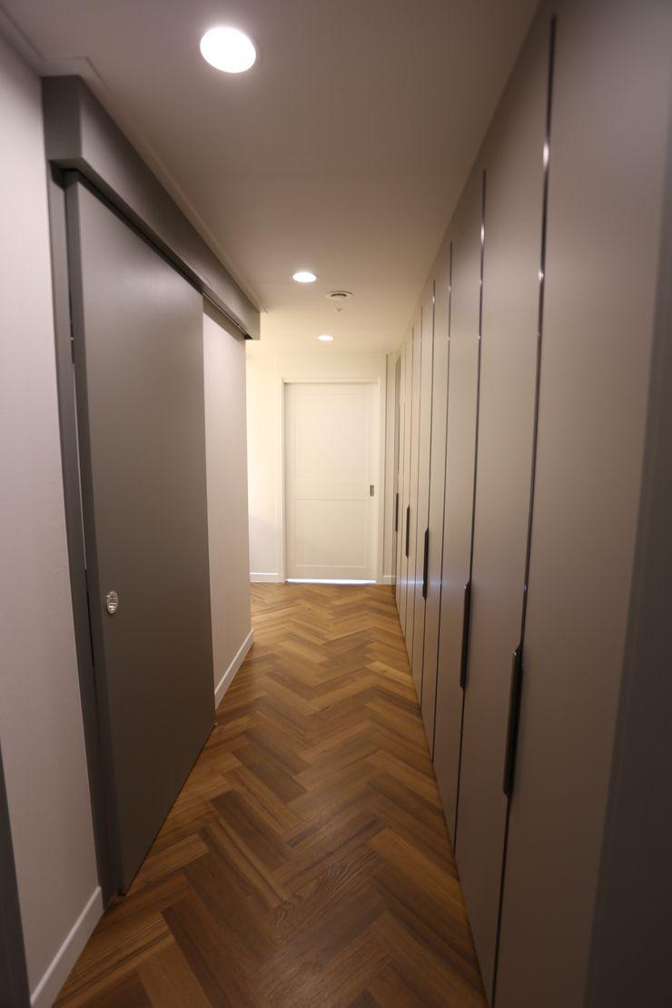 디자인세븐 Koridor & Tangga Modern