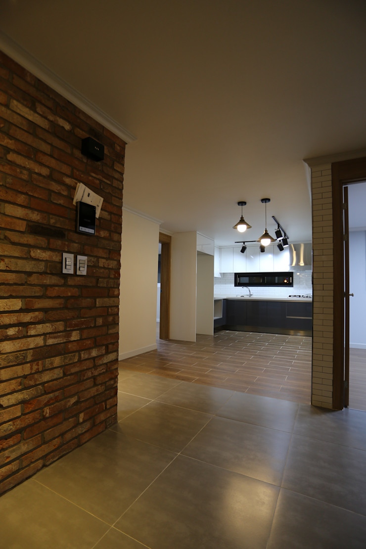 디자인세븐 Living room