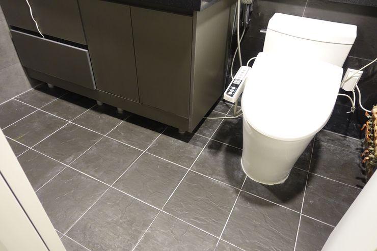 like a debby home 現代浴室設計點子、靈感&圖片