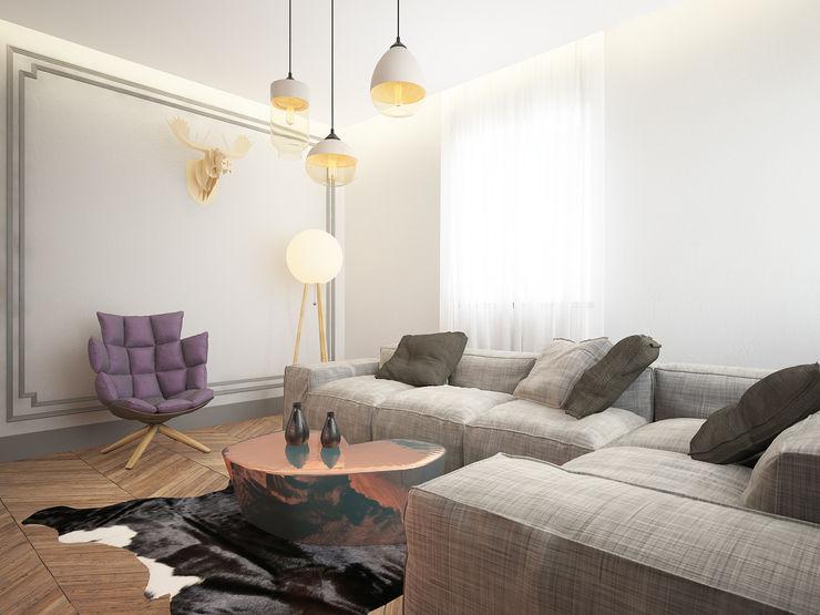 Oturma odası Dmd Design Modern Oturma Odası