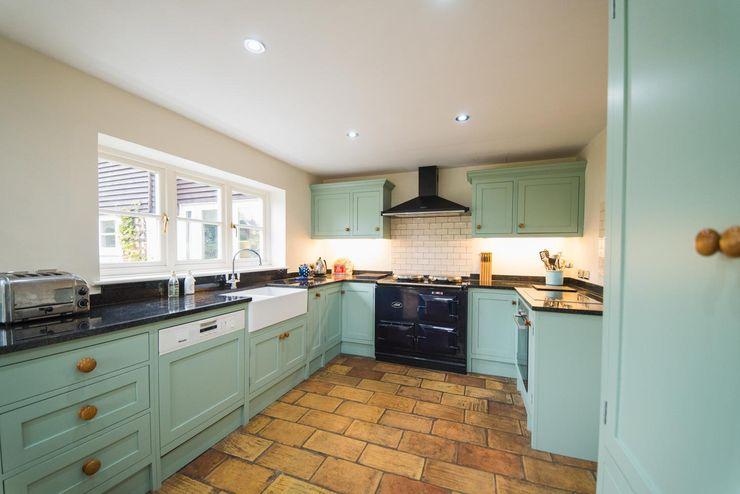 The Glass House Kitchen NAKED Kitchens Kitchen