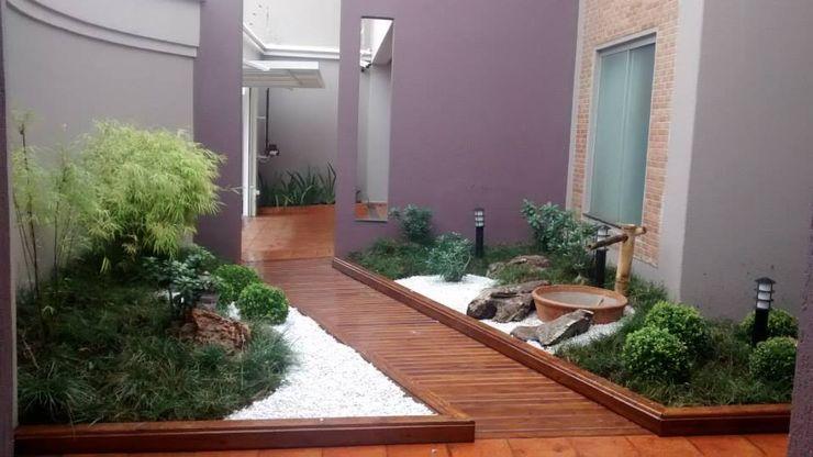 Borges Arquitetura & Paisagismo Сад