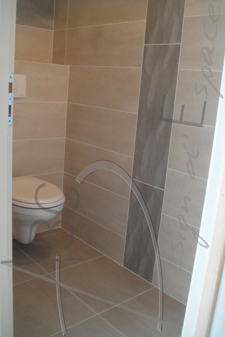 ABC Design d'Espace Rustykalna łazienka