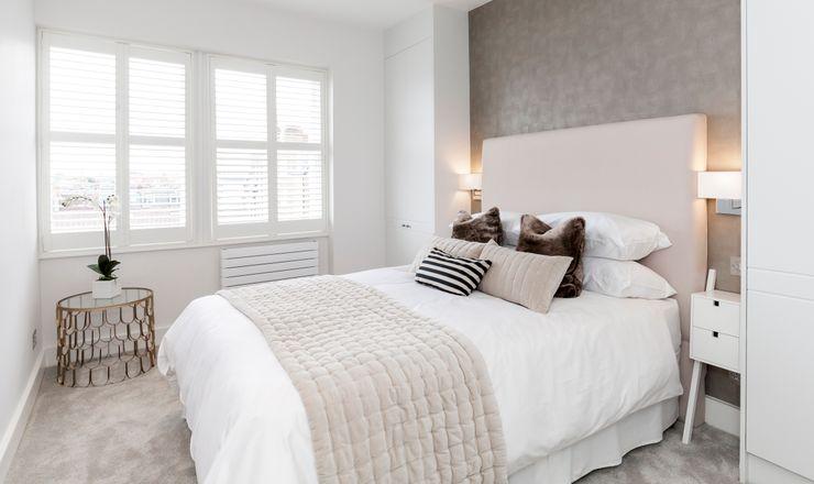 Fulham Penthouse Yohan May Design Moderne slaapkamers
