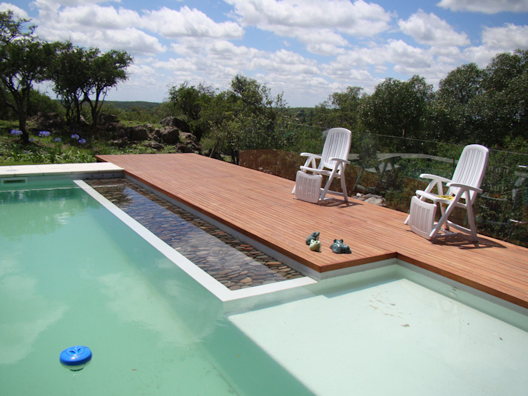 Estudio Monica Fiore Modern Pool