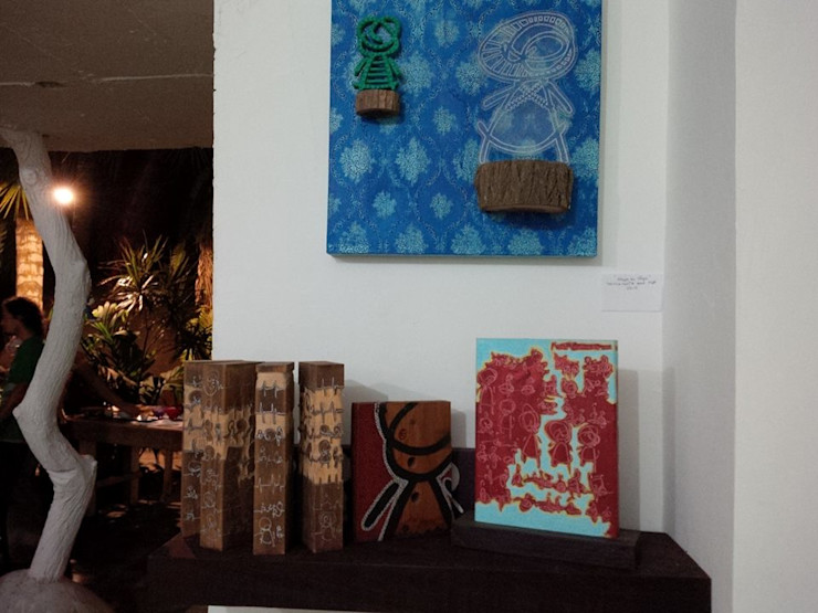 Espacio Mínimo Galería Произведения искусстваХудожественные изделия