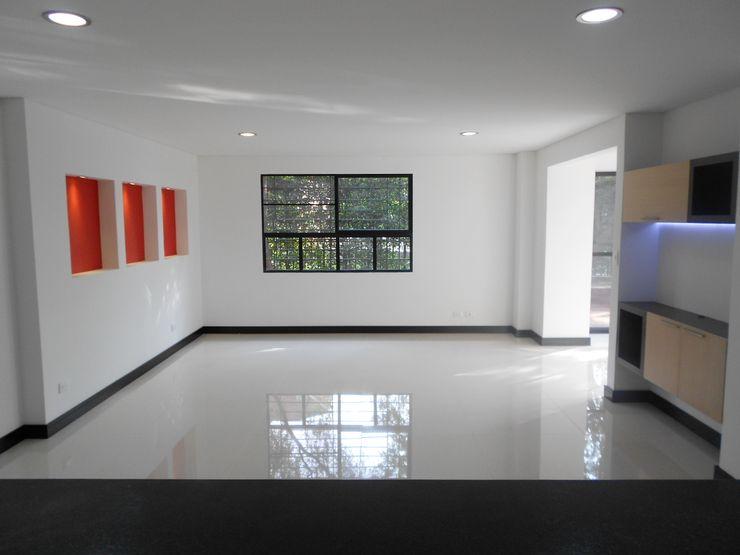 ARQUITECTONI-K Diseño + Construcción SAS Salon moderne