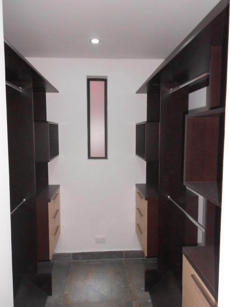 ARQUITECTONI-K Diseño + Construcción SAS Chambre moderne