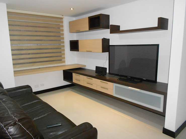 ARQUITECTONI-K Diseño + Construcción SAS Bureau moderne