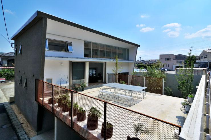 株式会社長野聖二建築設計處 Modern Terrace
