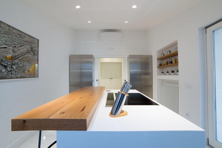 ZETAE Studio مطبخ