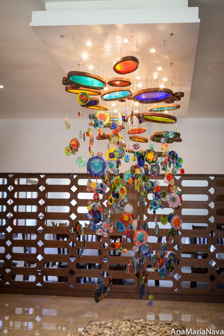 Ana Maria Nava Glass Gastronomy Glass Multicolored