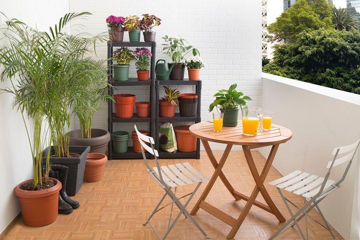 Idea Interior Garden Furniture Wood Wood effect