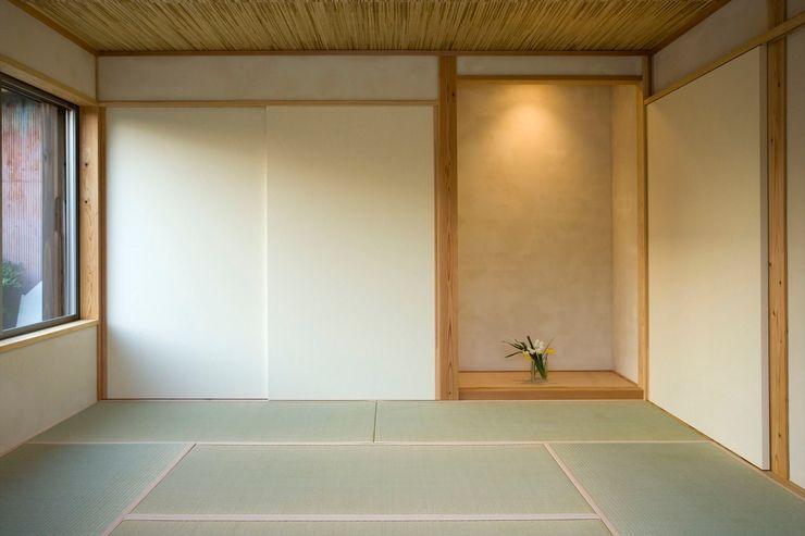 大森建築設計室 Медиа комната в классическом стиле