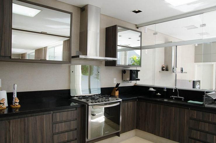 A/ZERO Arquitetura Cucina moderna