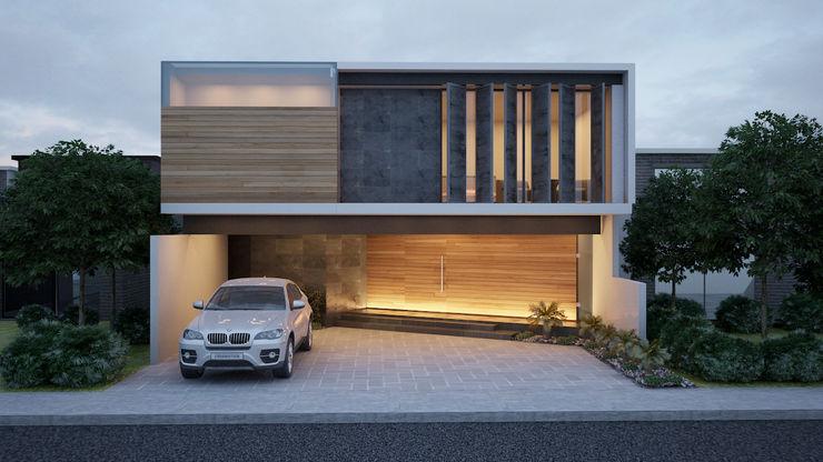 homify Modern houses Wood