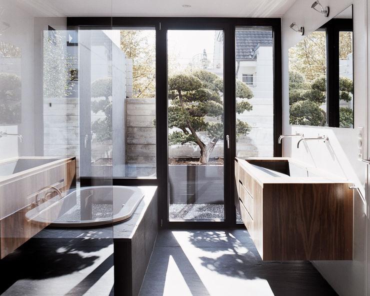 Objekt 176 / meier architekten homify Moderne Badezimmer