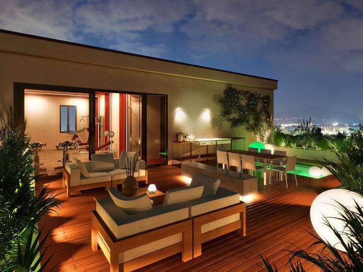 NLDigital Modern Terrace