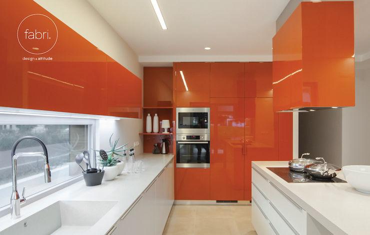 FABRI Kitchen Orange