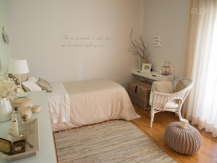 MUDA Home Design Kamar Tidur Gaya Eklektik