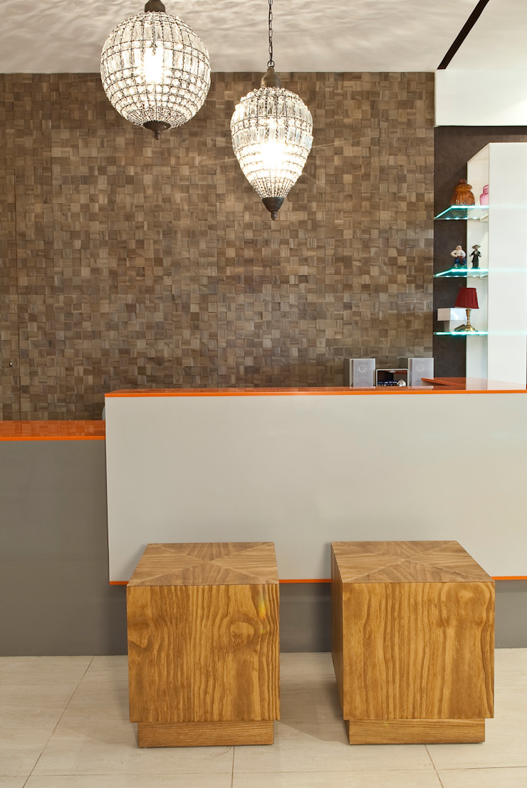 Emmilia Cardoso Designers Associados Modern kitchen