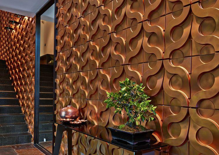 Wanddekorationen aus Beton Die Fliese art + design Fliesenhandels GmbH Ausgefallene Wände & Böden