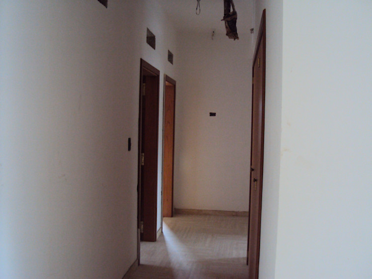 Pasillo Distribuidor de Habitaciones Complementi Centro Decorativo