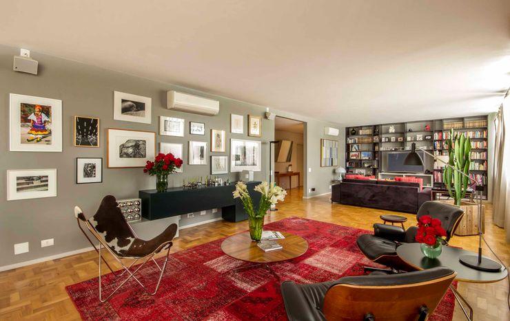 acr arquitetura Modern living room