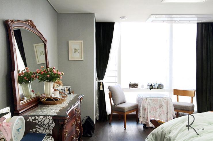 공사후 로하디자인 모던스타일 침실