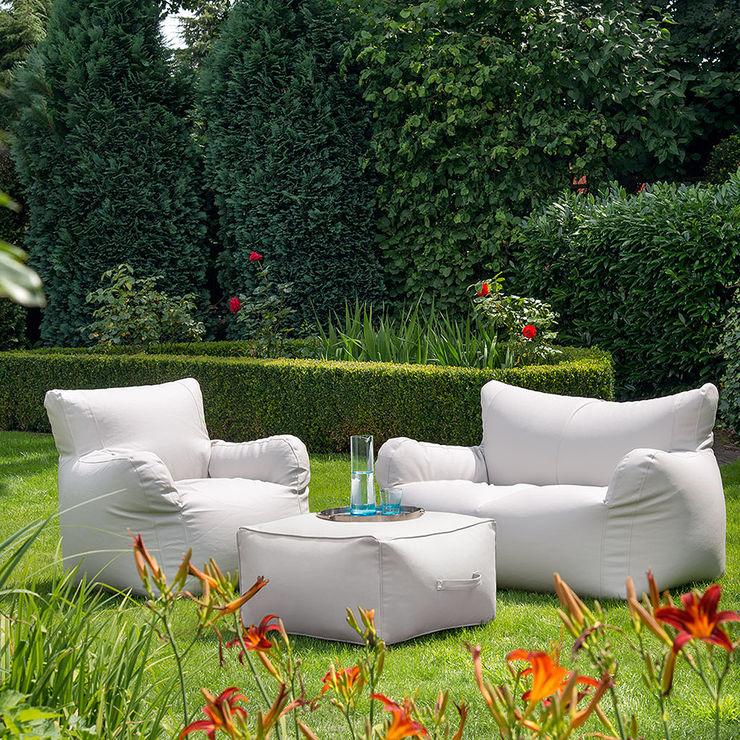 Sitting Bull - Checker XL Sessel - Outdoor Connox Moderner Garten