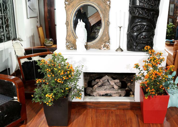 Matera Viridis 40cm Viridis Productos Eco Amigables HogarAccesorios y decoración Plástico Negro