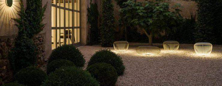 Création d'une allée de jardin Beepaysage Jardin moderne