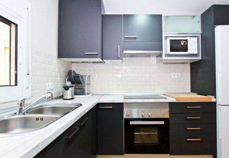COETASA Cocinas de estilo moderno