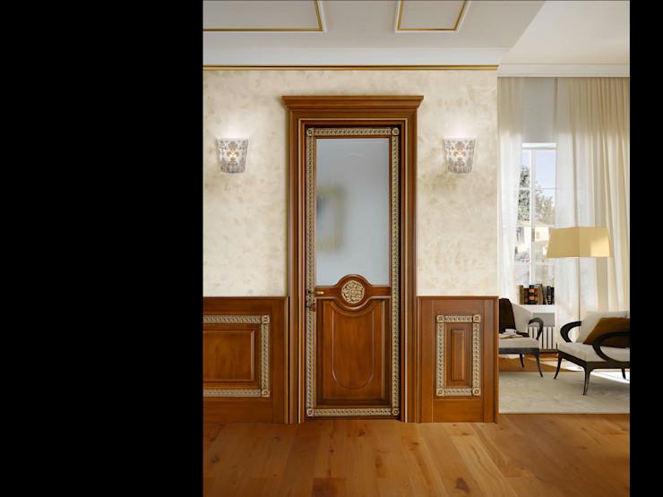 Ambienti Luxury Romagnoli Porte Finestre & Porte in stile moderno