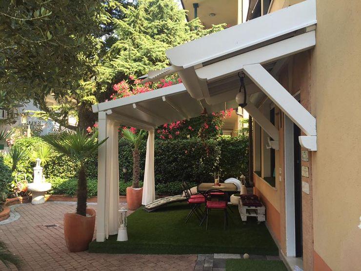 Tende Ravini 花園溫室與大帳棚