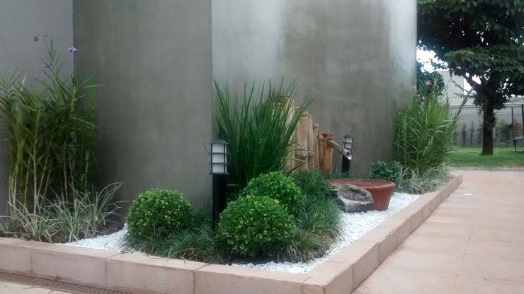 Borges Arquitetura & Paisagismo Vườn phong cách hiện đại