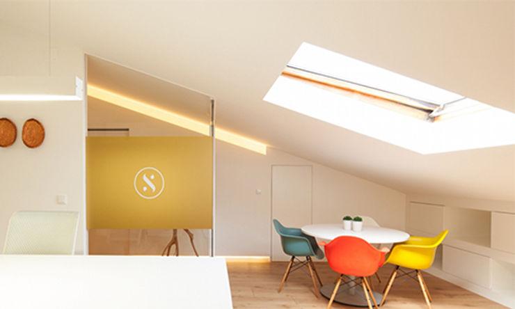 Atelier Arquitetura e Design Poliune Escritórios