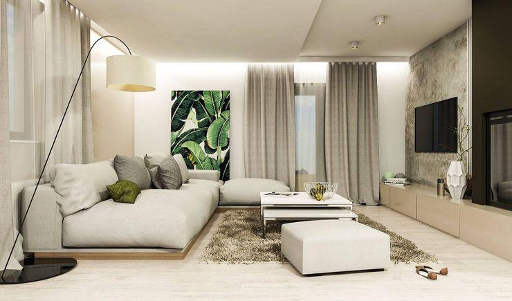 FOORMA Modern Living Room
