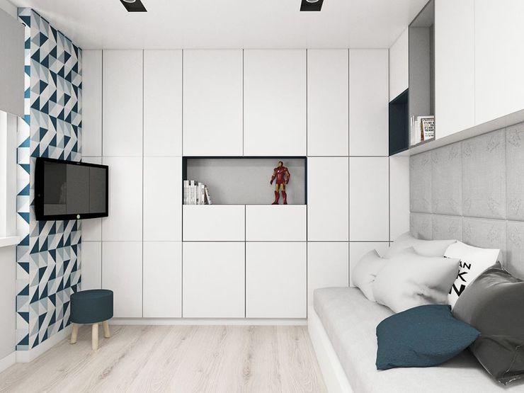 FOORMA Детская комната в стиле модерн