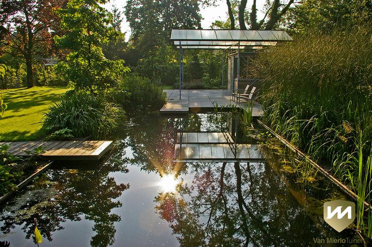 Van Mierlo Tuinen   Exclusieve Tuinontwerpen Industrial style garden