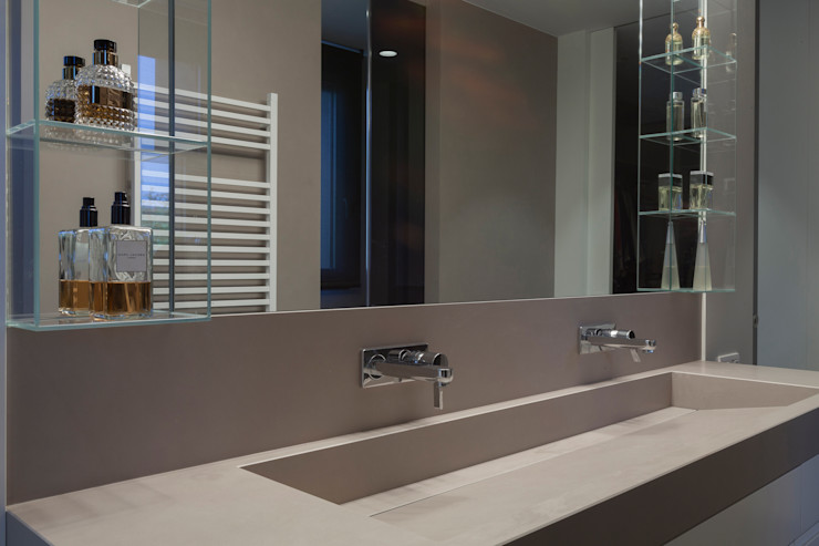 Teresa Casas Disseny d'Interiors Modern bathroom