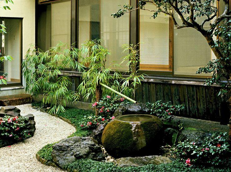 Enatsu Garden Architect / 江夏庭苑事務所 庭院
