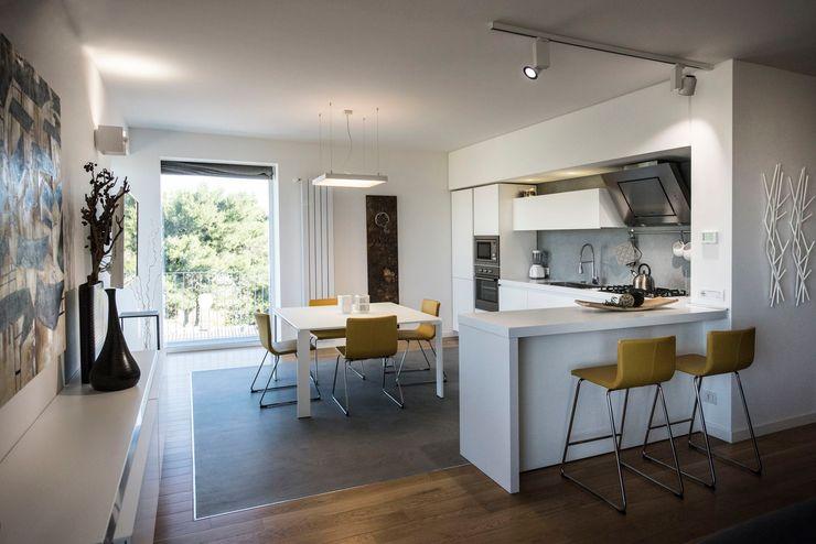 Laboratorio di Progettazione Claudio Criscione Design مطبخ