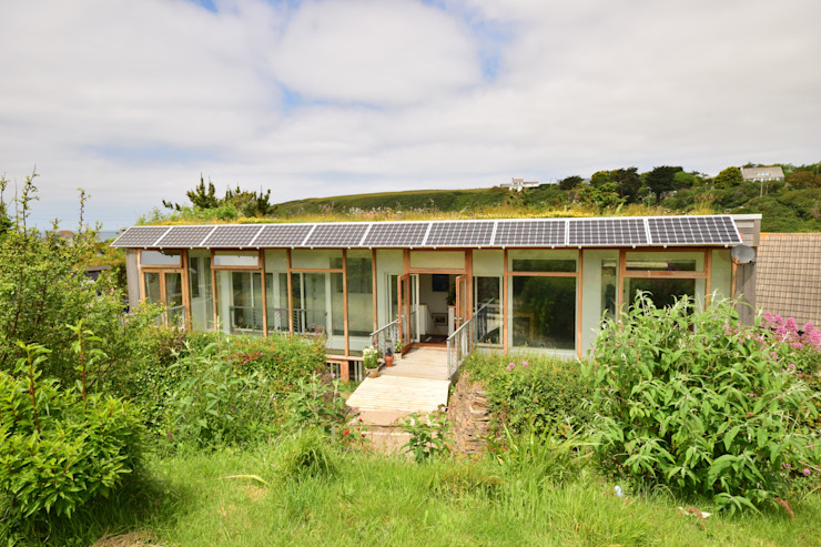 Porthcothan Responsive Home Innes Architects Modern houses