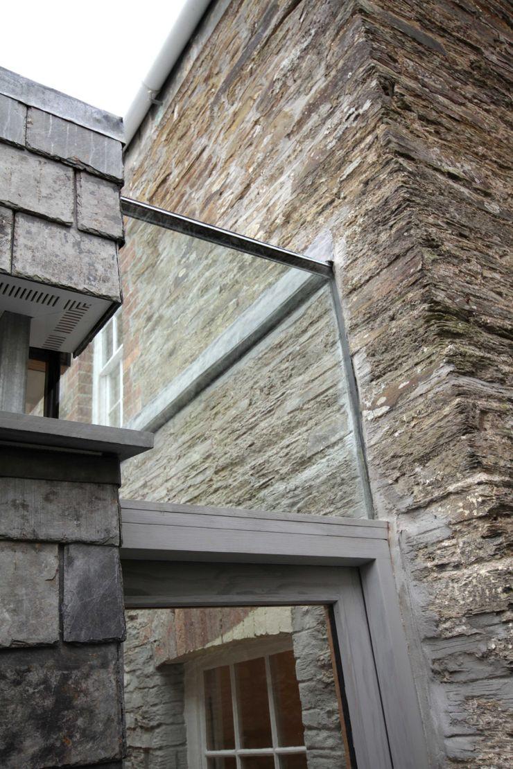 Whiterock Innes Architects Modern houses Stone