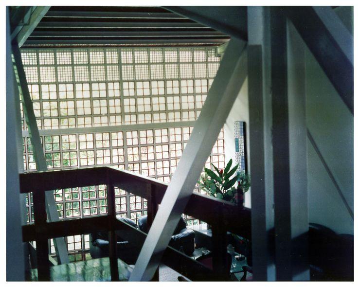 R+P industrial style corridor, hallway & stairs