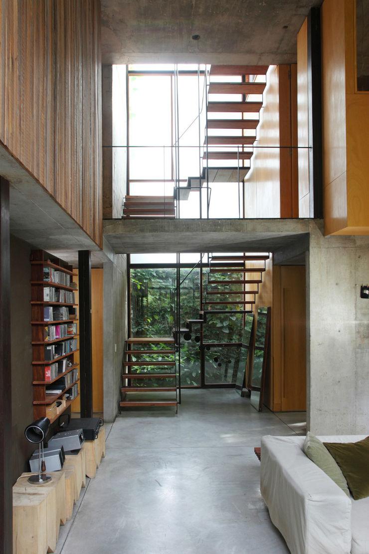 Arquitecto Alejandro Sticotti Landelijke gangen, hallen & trappenhuizen