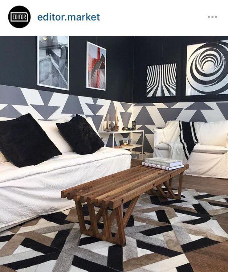 Arquitecto Alejandro Sticotti WoonkamerSalon- & bijzettafels